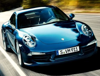 An Exhilarating Drive: Porsche 911 Carrera