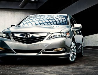 Civility as much as performance drive Acura RLX