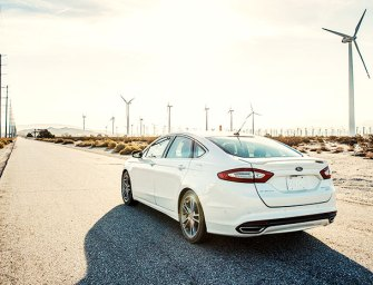 Ford Rolls On Strong Sales