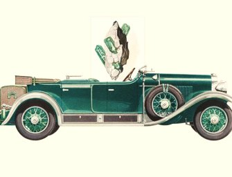 Crown Jewels of the Legendary House Of Bulgari Are American Cars of the Classic Era