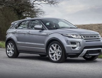 Land Rover Scores with EVOQUE!