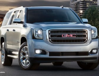 The Full Sized SUV Keeps GM Steady