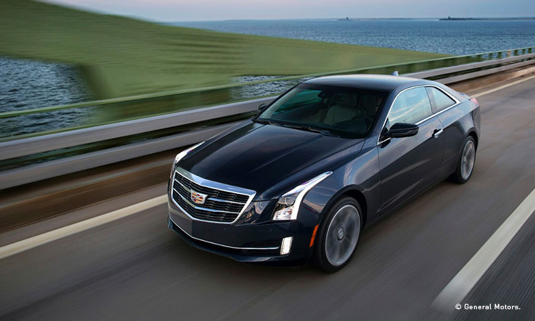 New Cadillac ATS Coupe Has The Moves - CarVisionNews.com