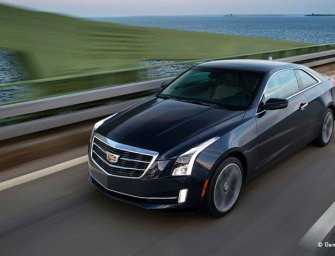 New Cadillac ATS Coupe Has The Moves