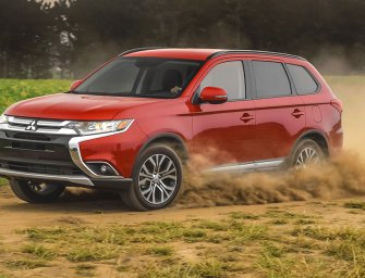 Mitsubishi Makes A U.S. Comeback On A Thin Line Up Lead By New Outlander 7-Passenger Small SUV