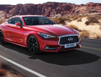 Infiniti On A Styling Spree To Get Looks Up To Speed