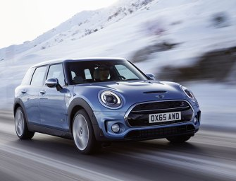 New Larger Clubman Maxes Out The MINI