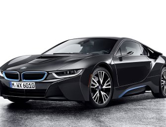 """BMW i8 Is The """"Red Meat"""" of Hybrids"""