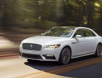 Lincoln Moves Aggressively To Reassert Its Luxury Brand