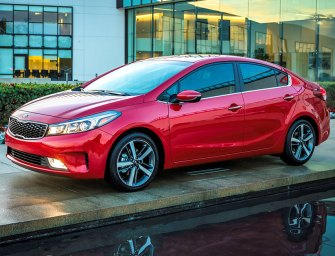 The 2017 Kia Forte: The Striving Evolution of Small Cars