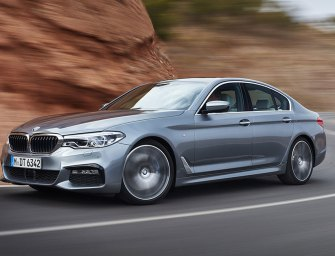 BMW 530i Update Holds Its Own Against The Competitive Onslaught