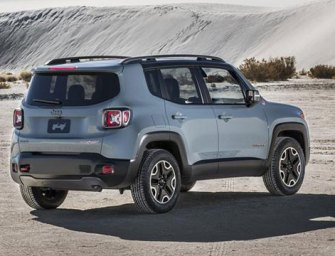 The Jeep Renegade Retains American Character With A Global Appeal