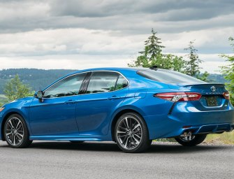 Toyota Camry Seeks A Reset In The Waning Days of the Sedan