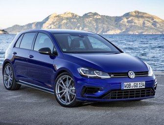 VW Golf R Is The Hatchback to Dominate Small Performance Pack
