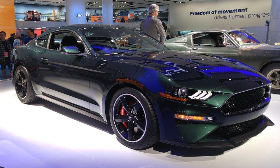 Bullitt Mustang 2019 edition