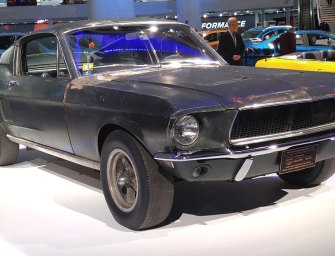The Original Bullitt Mustang Helps Ford Debut The 2019 Tribute Model