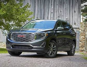 GMC Terrain literally and figuratively covers a lot of terrain