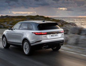 Range Rover Velar Joins The Legions of Mid-sized Crossovers With Distinction