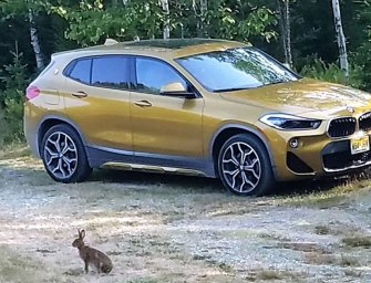 The BMW X2 — A True Small Crossover Not Just a Mini Me