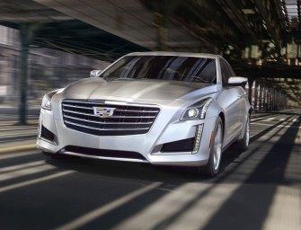 Retirement of CTS, ATS Models Makes Room for New V Treatment on Last Big Cadillac Sedan
