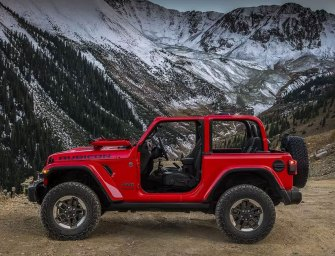 Jeep Wrangler Rolls Over, Above and Beyond Its Own Storied Legacy