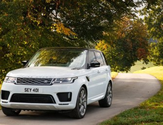 Range Rover Sport Dual Mission Is A Marvel