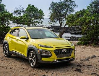 New Hyundai Kona Takes Pole Position In Cute Ute Segment