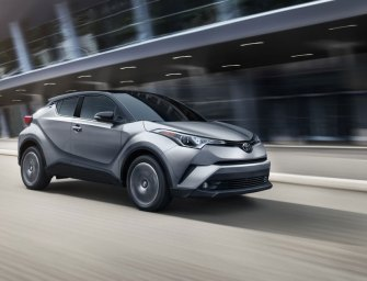 Toyota C-HR Carves Its Niche While Waiting for Corolla To Graduate