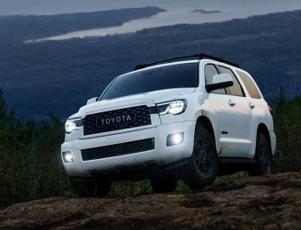 Like Ancient Tree It is Named For The Toyota Sequoia is Just As Enduring