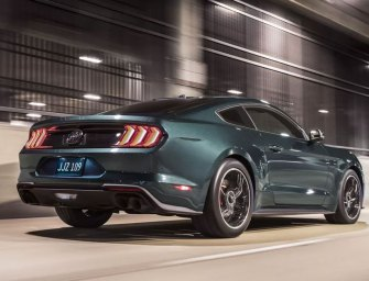 Ford BULLITT… A Powerful Tribute to an Endangered Legend
