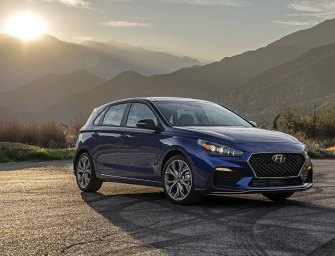 All New Hyundai Elantra GT N-Line Is In Hot-Hatch Pursuit