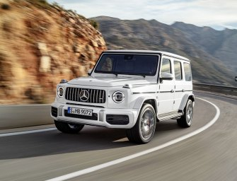 Need Exceeded By Urge Is Very Satisfying in the Mercedes-AMG G63