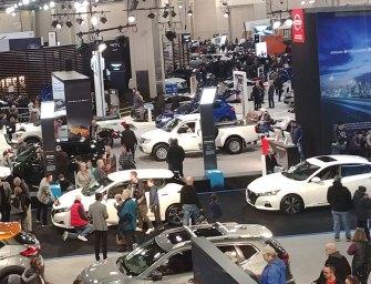 Philadelphia Auto Show Grows More Relevant As Auto Show Model Falters