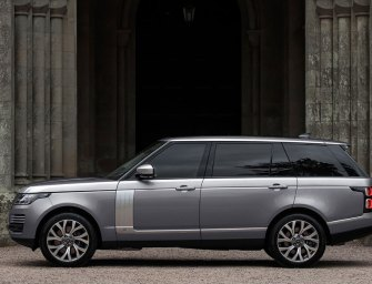 Land Rover Range Rover HSE — The Polarity of Capability and Pampering