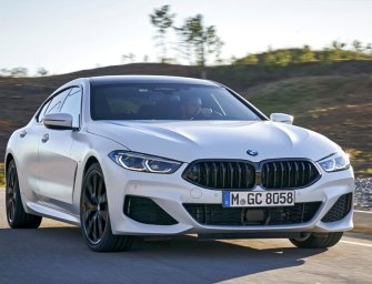 2020 BMW 840i Basks In The Glow of Great Tradition