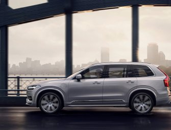 Volvo XC90 A Smooth Transition Into An Electric Future