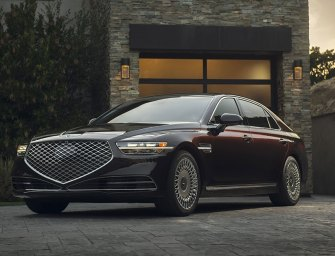 Genesis G90 Tops Off Its Luxury Sedan Triumvirate