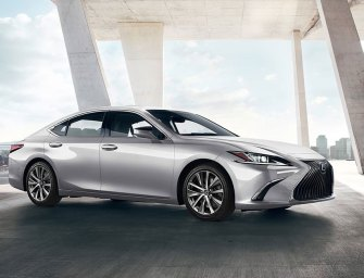 Lexus ES 350 Ultra… Sacrificing Nothing For Second Billing