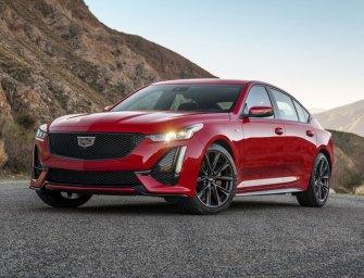 2020 Cadillac CT5-V: Less Thunder More Subtlety