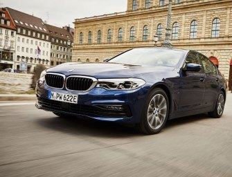 New BMW 530e PHEV Helps Passionate Drivers Accept New Era