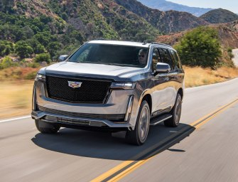Cadillac Escalade Sport Platinum 4WD Ready For EV Future