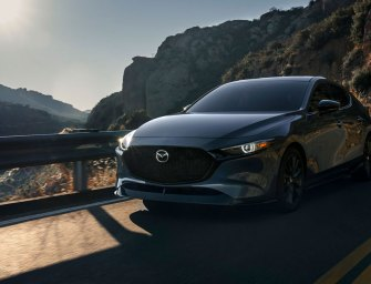 Mazda3… A Small Car That Rolls Fast, Fun and Even Frugal