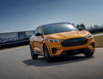Ford Mustang Mach-E Test Takes EV to the People!