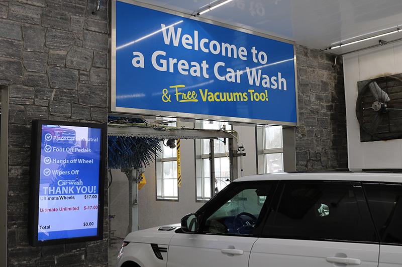 Hoffmans Car Wash: Hoffman Car Wash Interior Detailing