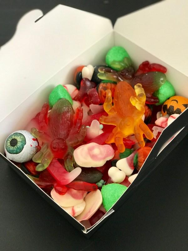 Halloween Sweet Box