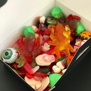 Halloween Themed Pick & Mix Box