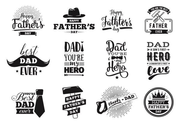 Stickers Available for Father's Day Boxes