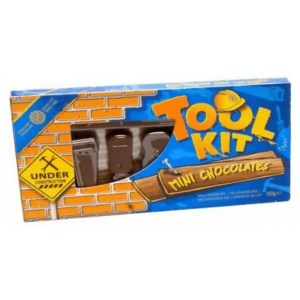 Tool Kit Mini Milk Chocolates Gift Box