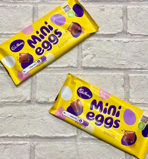 Mini Egg Bar