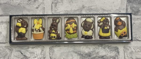 Easter Chocolate Tray